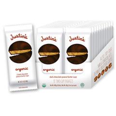 BFG84069 - Justin'sDark Chocolate Peanut Butter Cup