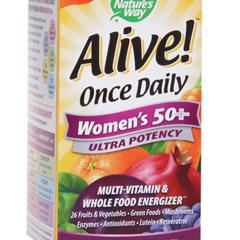 BFG84293 - Nature's WayAlive! Womens 50+ Multi Vitamin