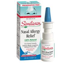 BFG84411 - SimilasanNasal Allergy Relief, mist