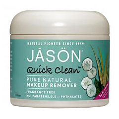 BFG84443 - Jason Natural ProductsQuick Clean™ Makeup Remover Pads