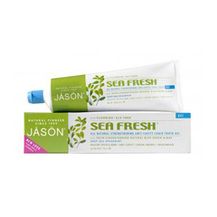 BFG84477 - Jason Natural ProductsSea Fresh® Strengthening Anticavity Gel Toothpaste