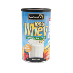 BFG85117 - Naturade100% Whey, Vanilla