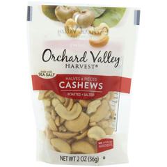 BFG26475 - Orchard Valley HarvestCashews, Halves & Pieces