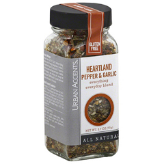 BFG86072 - Urban AccentsHeartland Pepper & Garlic