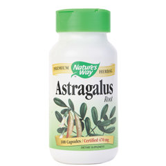 BFG86249 - Nature's WaySingle Herbs - Astragalus