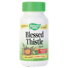 BFG86256 - Nature's WayBlessed Thistle Herb (COG)