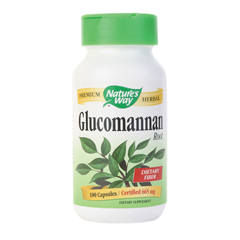 BFG86284 - Nature's WaySingle Herbs - Glucomannan