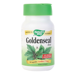 BFG86287 - Nature's WaySingle Herbs - Goldenseal Root