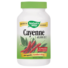 BFG86373 - Nature's WaySingle Herbs - Cayenne
