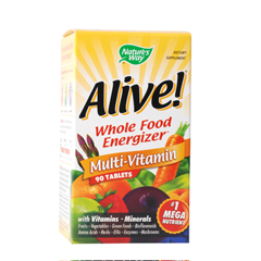 BFG86966 - Nature's WayMultivitamins - Alive