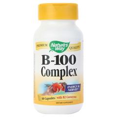 BFG87684 - Nature's WayB Vitamins, B Complex - B100 Complex