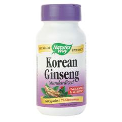 BFG88314 - Nature's WayGinseng & Energy - Ginseng, Korean