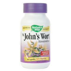 BFG88328 - Nature's WaySingle Herbs - St. Johns Wort