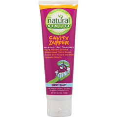 BFG89020 - The Natural DentistCavity Zapper Toothpaste