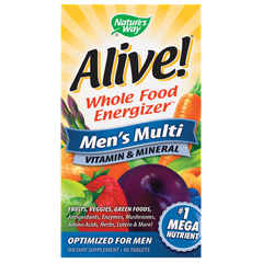 BFG89959 - Nature's WayAlive! Mens Multi Vitamin