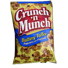 BFVAHF10964 - Conagra FoodsCrunch N Munch Buttery Toffee