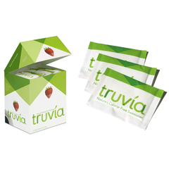 BFVBBD8844 - TruviaSweetener Natural Packet