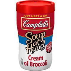 BFVCAM13450 - Campbell's SoupCream of Broccoli Soup At Hand