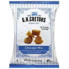 BFVCFD00062 - Dot Foods - G.H. Cretors The Mix Single Serve Popped Corn, 1.5 oz., 24/CS