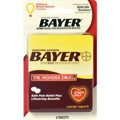 BFVCON1017-BX - Convenience ValetBayer Asprin