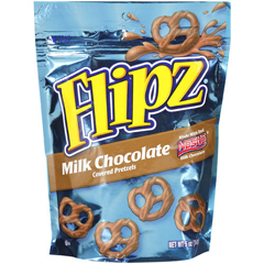 BFVDCC028 - FlipzPretzel Milk Chocolate