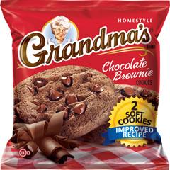 BFVFRI10310 - Frito-LayGrandmas Cookies Chocolate Brownie