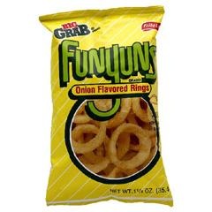 BFVFRI44399 - Frito-LayFunyuns Onion Snack Large Serving Size