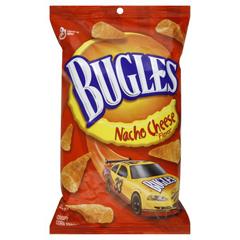BFVGEM011332 - General MillsBugles Snack Nacho Cheese Large Serving Size