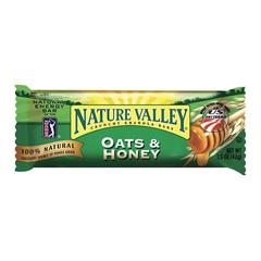 BFVGEM2382 - General MillsNature Valley Oats & Honey Granola Bars