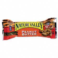 BFVGEM2384 - General MillsNature Valley Peanut Butter Granola Bar