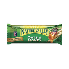 BFVGEM33530 - General MillsNature Valley Oats & Honey Granola Bars