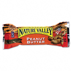 BFVGEM33550 - General MillsNature Valley Granola Bar Peanut Butter