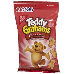 BFVGEN0061 - KraftTeddy Grahams Cinnamon Big Bag