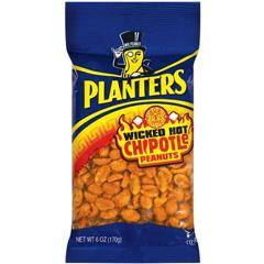 BFVGEN01263 - KraftPlanters Peanuts Chipotle Big Bag