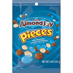 BFVHEC11434 - Hershey FoodsAlmond Joy Pieces Peg Bag