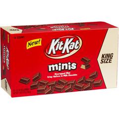 BFVHEC13851 - Hershey FoodsKit Kat Minis, King Size 2.2 oz.