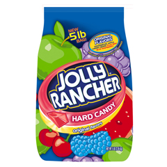 BFVHEC15680 - Hershey FoodsJolly Rancher Assorted Bulk Pack