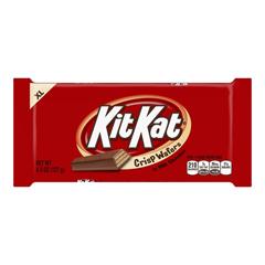BFVHEC17613 - Hershey FoodsKit Kat 4.5 oz. Jumbo Candy Bar