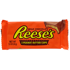 BFVHEC44251-BX - Hershey FoodsReeses Peanut Butter Cup