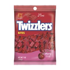 BFVHEC54423 - Hershey FoodsTwizzlers Cherry Bites