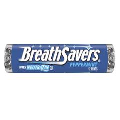 BFVHEC71403 - Hershey FoodsBreath Savers Peppermint Single