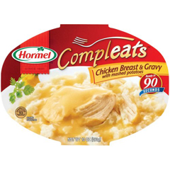 BFVHOR23013B - Hormel FoodsHormel Chicken Breast with Mash Potato Microwave