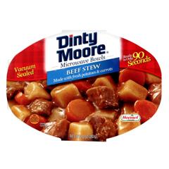 BFVHOR37877B - Hormel FoodsDinty Moore Beef Stew Microwave Tray