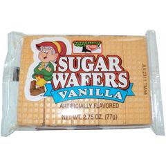 BFVKEE12589-BX - KeeblerSugar Wafers Vanilla