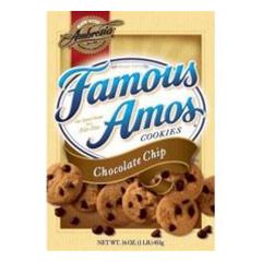 BFVKEE17384 - KeeblerFamous Amos Cookie Chocolate Chip