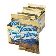 BFVKEE98068 - KeeblerFamous Amos Choc Chip Cookie