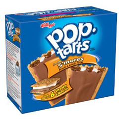 BFVKEL05817-BX - Kellogg's - Pop-Tarts® Frosted Smores Toaster Pastries