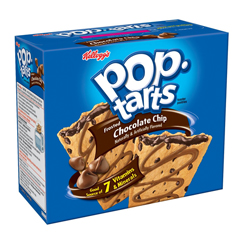 BFVKEL19721 - Kellogg'sPop-Tarts® Frosted Chocolate Chip Toaster Pastries