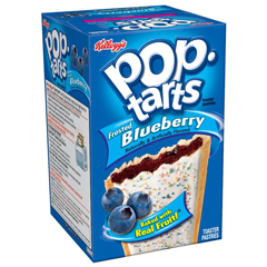 BFVKEL31032-BX - Kellogg'sPop-Tarts® Frosted Blueberry Toaster Pastries