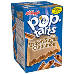 BFVKEL31132-BX - Kellogg'sPop-Tarts® Frosted Brown Sugar Cinnamon Toaster Pastries